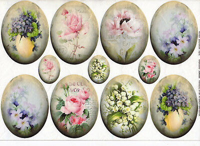 Rice paper 21х29cm. Easter egg. Decoupage. scrapbooking. crafts.