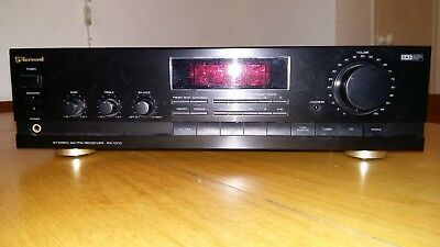 Sherwood Digital Receiver: Tuner amp with output up to 50W per channel
