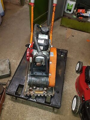 Belle Wacker PC LC3214 Year 2013 Honda GX100 Compactor Vibration Plate