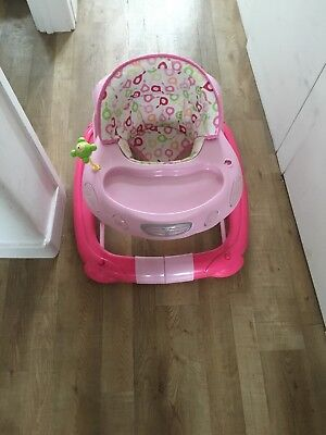 My Child Musical Baby Walker in Pink