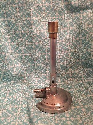 Gently Used & Cleaned Humboldt Natural Gas Bunsen Burners