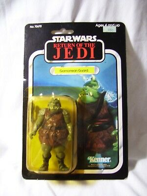 Star Wars Gamorrean Guard Return of the Jedi action figure Kenner
