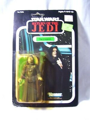 Star Wars Return of the Jedi The Emperor action figure Kenner