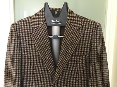 Vintage retro Thornproof Tweed sports jacket - 38S - classic gents jacket!