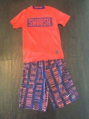Youth Medium Dri-Fit Nike Outfit