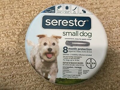 Seresto  Small Dog USA EPA  approve product
