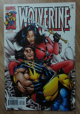 Wolverine Vol 2 #153 (2000) Harras Skroce VF+ Combined P&P Available