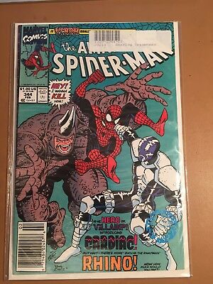 AMAZING SPIDER-MAN #344 (VENOM) 1st Appearance CARNAGE / CLETUS KASADY