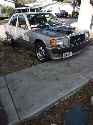 1984 Mercedes-Benz Other  Mercedes Benz 190d. 1984 diesel