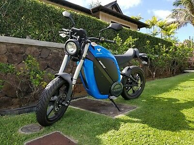 2013 Other Makes Brammo  Brammo Enertia+ like new electric bike 80+ miles battery, up to 60mph