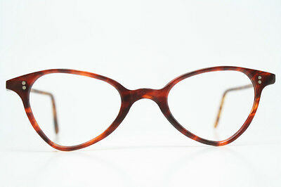 Antique Faux Tortoiseshell Eye Glasses Retro Lloyd Vintage Frames 1319