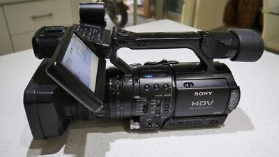 Sony HVR-Z1P Professional HD Camcorder