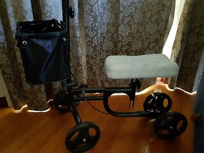 EQUIPMED Easy-Roller Knee Scooter / Walker (Used but in great condition)