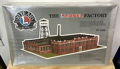 1928 Lionel Factory O Scale Building Kit. Made in USA