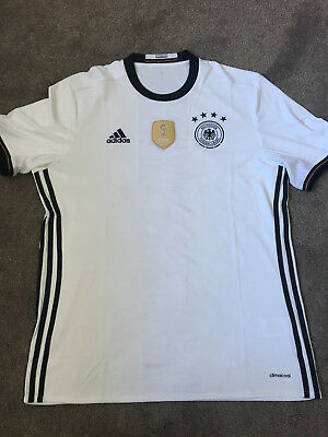 Germany Euro 2016 Adidas Home Jersey *AS NEW*