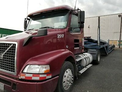 2015 sun country trailers + 2007 volvo truck day cab !!!