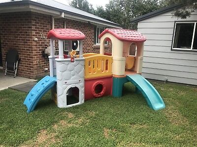 Kids Play Gym/ Outdoor Play Castle Baby Bunting