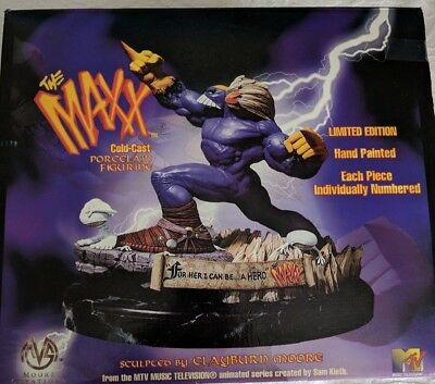 The Maxx Porcelain Limited Edition Statue2317/3500