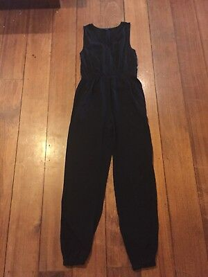 Bardot Junior Girls Size 16 Black Jumpsuit... Gorgeous!