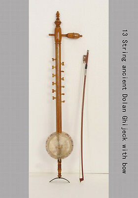 13 String Ancient Dolan Ghijeck W/bow