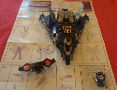 """Transformers Cybertron """" Soundwave """" Hasbro 2006 With  Manual & Activation Key"""