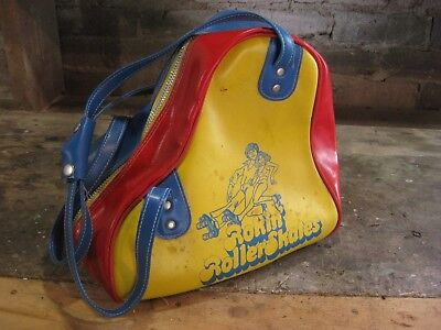 RETRO Roller Skate Bag only Vintage cool look Deceased Estate Lot repurpose