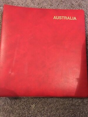 Seven Seas Hingeless Album  Australia From Jan 1975 To Dec 1983