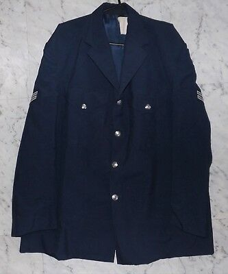 Nsw Police Jacket Tunic Coat 1970 Senior Constable Vintage