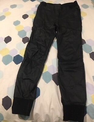 Witchery Girl Black Pants Size 12