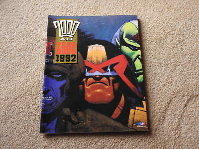 2000AD Yearbook 1992.