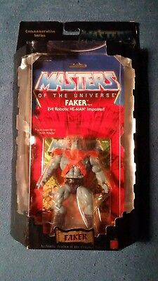 """masters of the universe """"Faker"""" Commenmorative"""