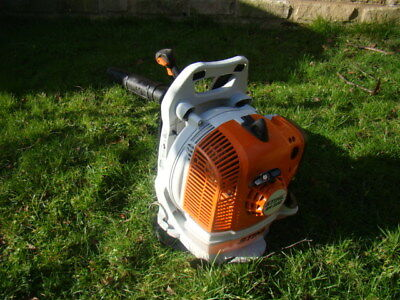 Stihl Br200 Petrol Backpack Blower 2012 Model Nice Condition