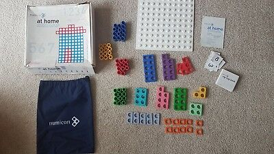 Numicon at home - 1st Steps With Numicon