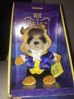 oleg as beast compare the meetkat collectible toy