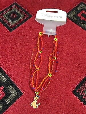 The Lion King Necklace (The disney store)