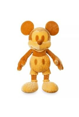 Mickey Mouse Limited Edition February Disney Store Plush