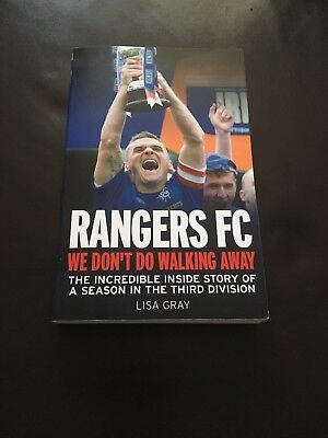 Rangers 3rd division book