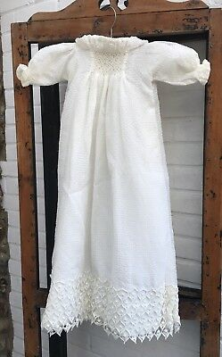 Vintage 60/70s Christening Gown