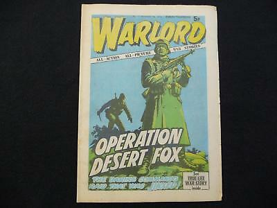 Warlord comic issue 11 (LOT#1415)