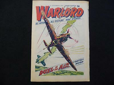 Warlord comic issue 13 (LOT#1417)