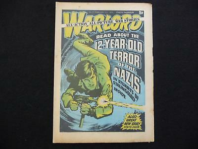Warlord comic issue 21 (LOT#1419)