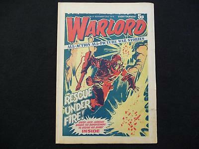 Warlord comic issue 9 (LOT#1413)