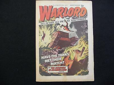 Warlord comic issue 27 (LOT#1425)