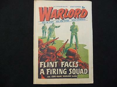 Warlord comic issue 10 (LOT#1414)