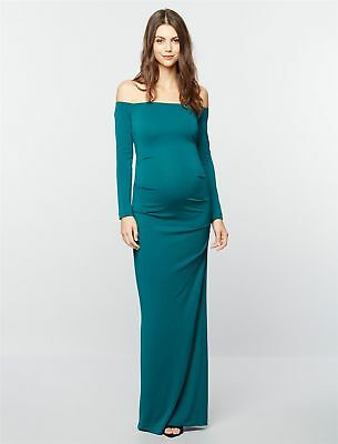 Nicole Miller Maternity Gown, Size 8, worn once, perfect condition.