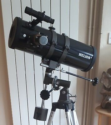 Helios Astronomical Reflector Telescope with Tripod
