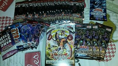 lot boosters yugioh