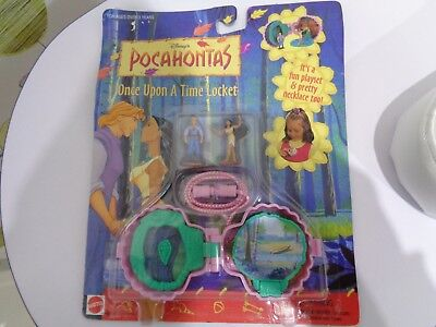 Vintage Polly Pocket/Disney Pocahontas Locket,Mattell  NEW AND SEALED