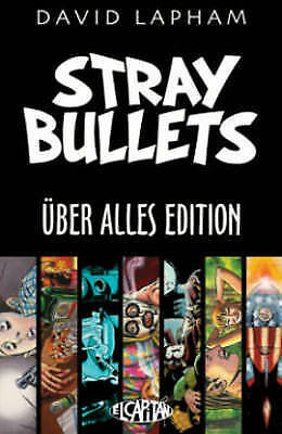 Stray Bullets Uber Alles Edition by David Lapham (Paperback, 2014)