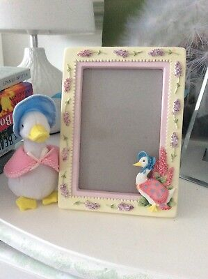 JEMIMA PUDDLEDUCK Photo Frame